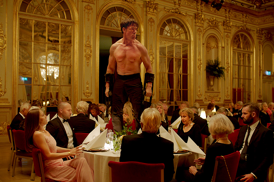 Ruben Östlund's THE SQUARE Oscar nominated